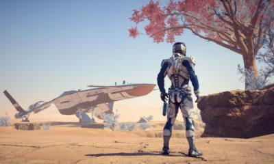 Mass Effect Andromeda a 30 FPS con los requisitos recomendados 79