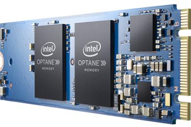 Intel comercializa sus primeras memorias Optane para consumo