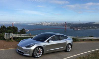 Elon Musk nos deja ver la versión definitiva de un Model 3 100