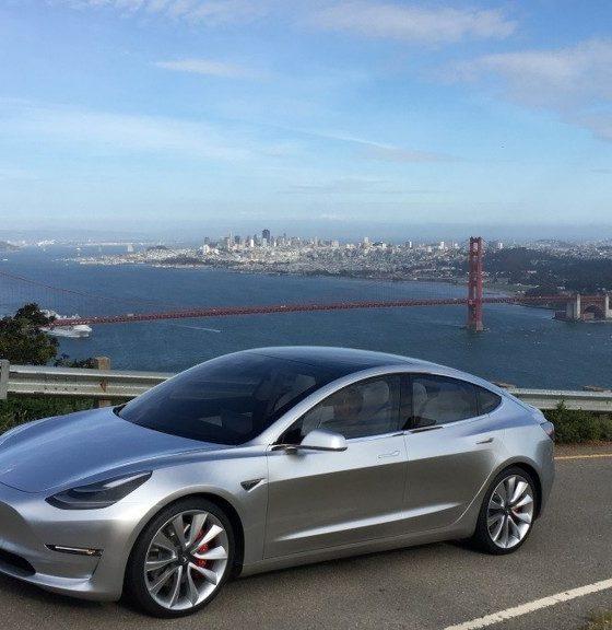 Elon Musk nos deja ver la versión definitiva de un Model 3 31