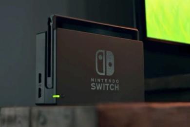 Nintendo Switch hecha de cartón, imaginación al poder