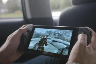Nintendo Switch está entre Wii U y Xbox One en términos de potencia