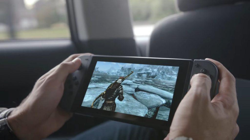 Nintendo Switch está entre Wii U y Xbox One en términos de potencia 27
