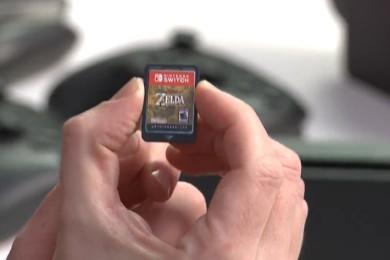 Los cartuchos de Nintendo Switch saben mal para que no te los comas