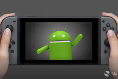 ¿Nintendo Switch con Android? Cyanogen no quiso