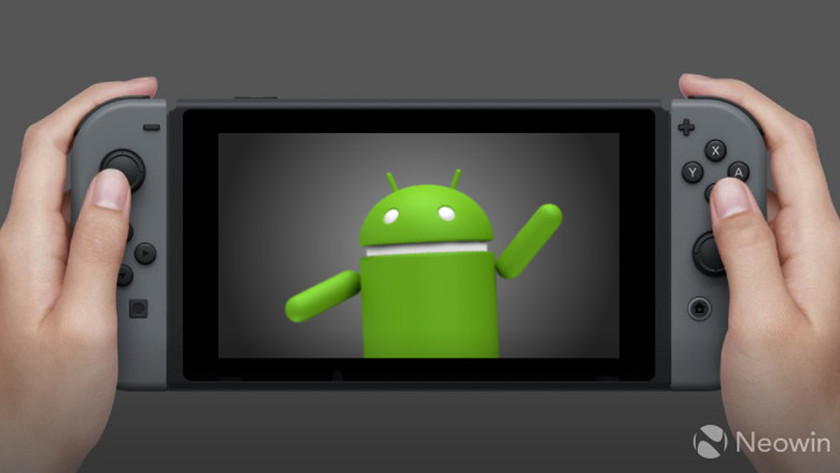 Nintendo Switch con Android