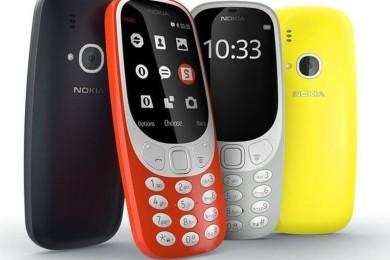 Cuatro cosas del nuevo Nokia 3310 que quizá no sabías