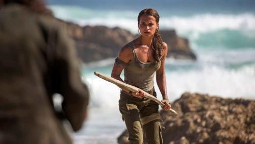 Aquí está la nueva Lara Croft: Alicia Vikander