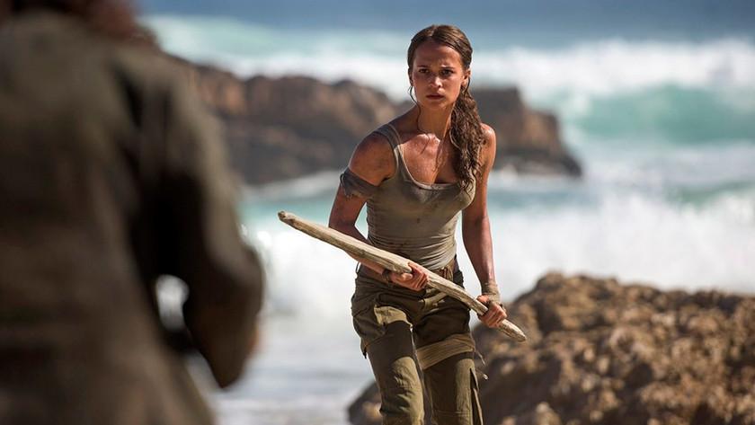 nueva Lara Croft