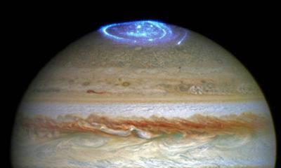 Juno nos muestra los polos de Júpiter en toda su gloria 30
