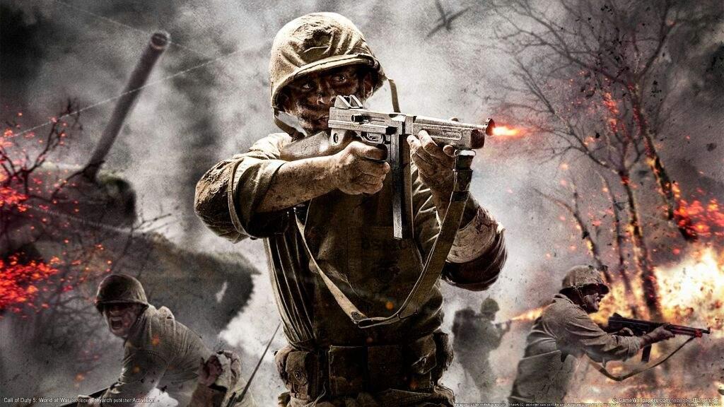 Filtrados diseños artísticos de Call of Duty WWII 28