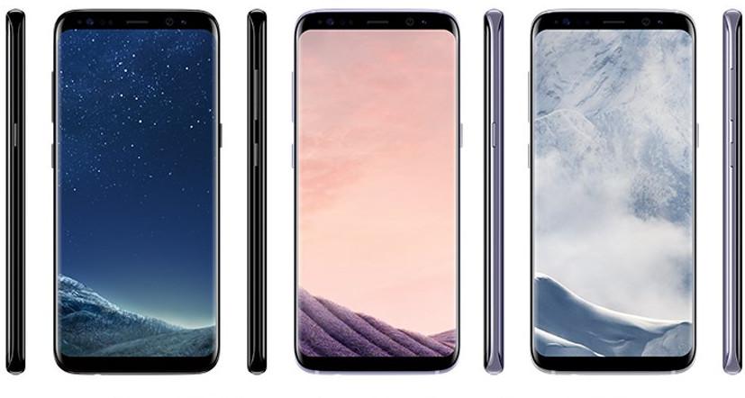Filtran el precio del Galaxy S8 y los accesorios