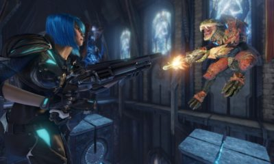 Quake Champions entra en fase de beta cerrada, nuevos vídeos 41