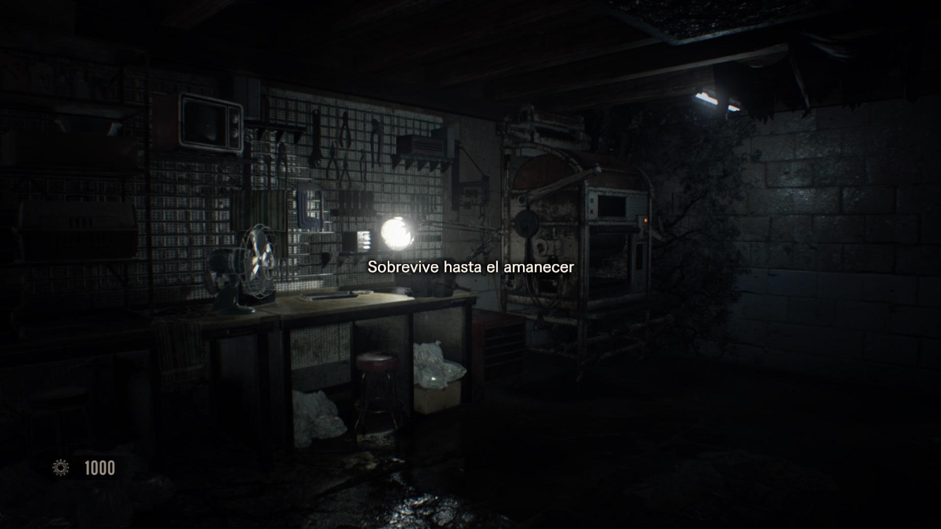 Resident Evil 7 Grabaciones Inéditas