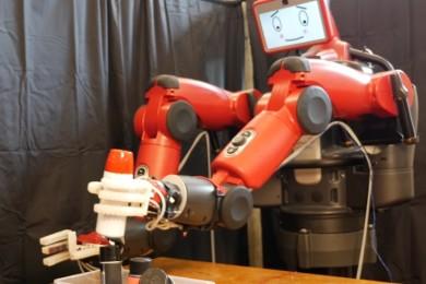 Este robot puede leer el pensamiento identificando la actividad cerebral