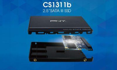 PNY presenta su gama de SSDs CS1311b basados en SATA III 60