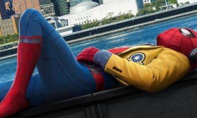 Nuevo tráiler oficial de Spider-Man Homecoming 67