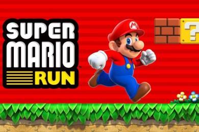 Fecha de lanzamiento de Super Mario Run para Android