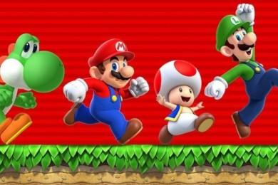 Super Mario Run ya está disponible en Android