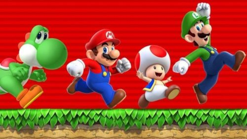 Super Mario Run ya está disponible en Android