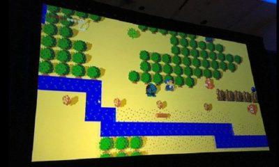 The Legend of Zelda: Breath of the Wild se empezó a desarrollar en 2D 71