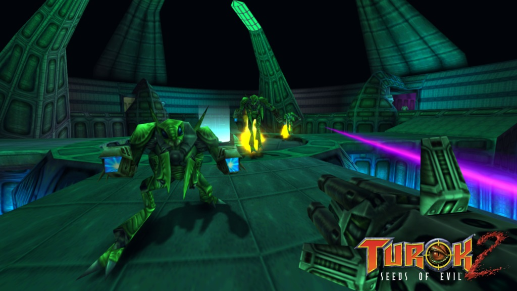 Turok 2: Seeds of Evil llega a Steam, todo un clásico 31