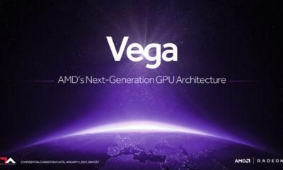 Aparecen imágenes de la RX Vega de AMD, acabado en plata y rojo 160