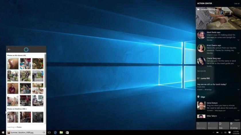 Windows 10 Creators Update llegará el 11 de abril