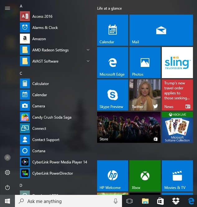 Windows 10 traerá más bloatware (1)