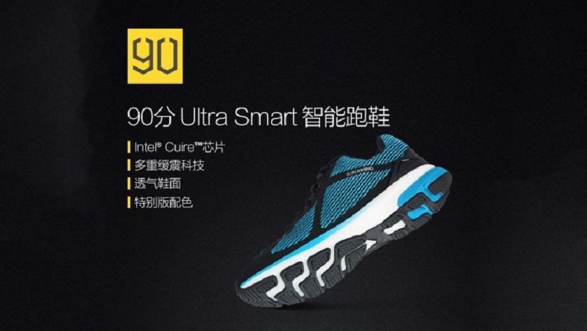Xiaomi presenta zapatillas inteligentes potenciadas por Intel 29