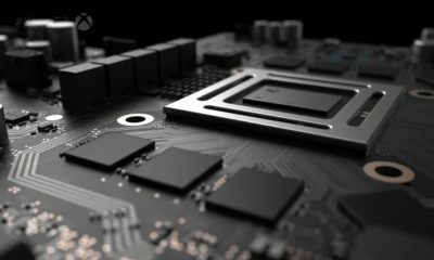 GameStop está impresionada por la potencia de Xbox Scorpio 90