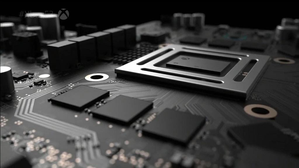 GameStop está impresionada por la potencia de Xbox Scorpio 27