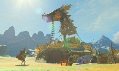 Así es The Legend of Zelda Breath Of The Wild en 4K bajo CEMU 61