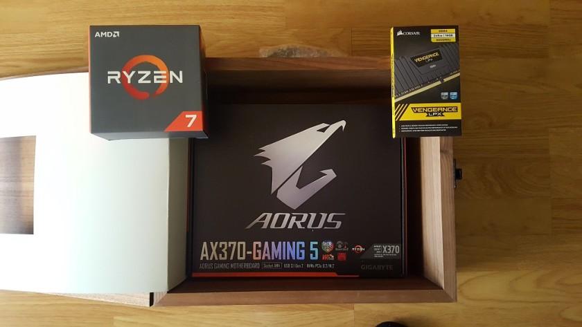 Análisis de RYZEN 7 1800X, AMD ha cumplido sus promesas