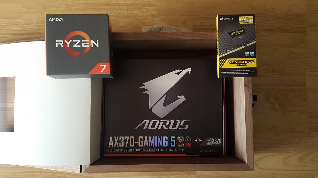 RYZEN 7 1700X frente a Core i7 7700K, resumen comparativo en un gráfico 30
