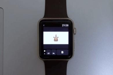 Desarrollan emulador de Game Boy para el Apple Watch