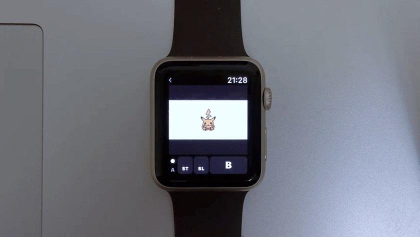 Desarrollan emulador de Game Boy para el Apple Watch 32