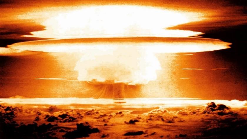 Suben a Youtube recopilación de pruebas nucleares desclasificadas