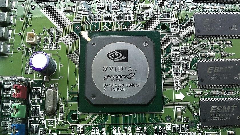 Una GeForce 2 Ultra costaba lo mismo que una GTX 1080 TI 30