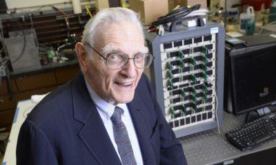 El creador de las baterías de ion de litio desarrolla una alternativa mejor 111