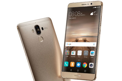 Sorteamos un Huawei Mate 9