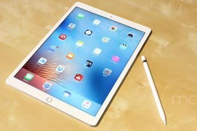 El nuevo iPad Pro ya se prueba en Cupertino