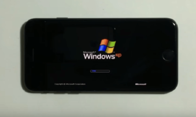 Windows XP corriendo en un iPhone 7, una curiosidad en vídeo 99