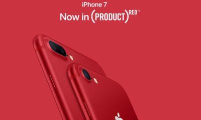 Apple renueva catálogo con un iPhone 7 rojo, nuevo iPad y iPhone SE de 128 GB 80