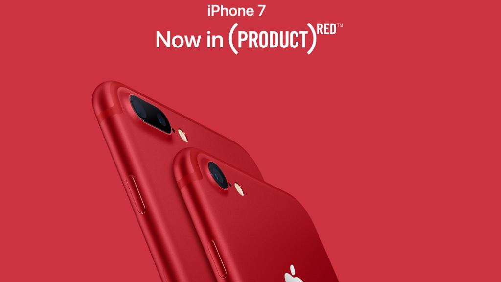 Apple renueva catálogo con un iPhone 7 rojo, nuevo iPad y iPhone SE de 128 GB 38