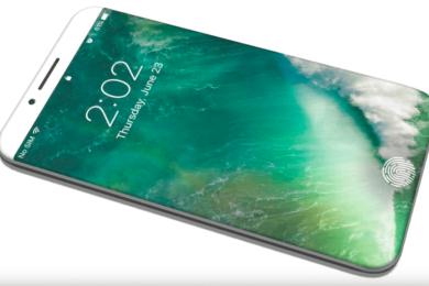 El iPhone 8 utilizará un lector de huellas totalmente nuevo