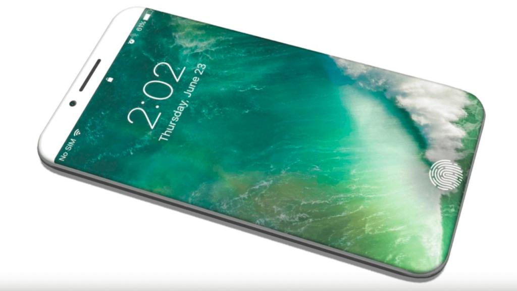 El iPhone 8 utilizará un lector de huellas totalmente nuevo 32
