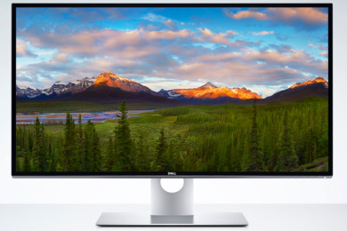 Ya puedes comprar el monitor 8K de Dell… por 5.000 dólares