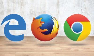 Navegadores web: Chrome corre en 6 de cada 10 PCs, IE cae y Edge no despega 99
