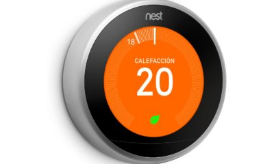 Análisis Google Nest Learning Thermostat 101